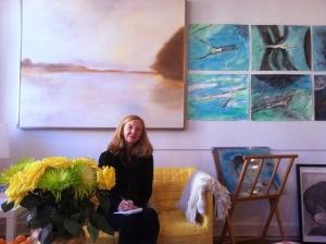Christine Hales studio