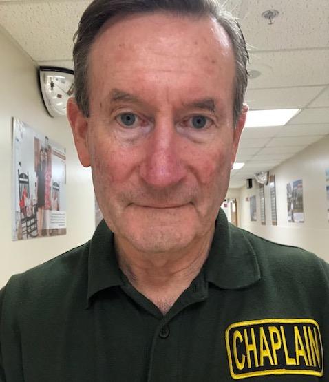 Michael Hales, Chaplain