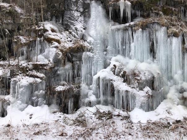 Frozen, photo by Mick Hales