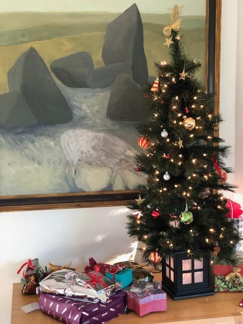 Mick Hales, Christmas